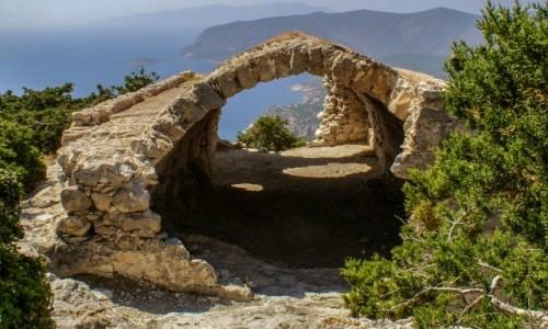 Zdjęcie GRECJA / Rodos / Monolitos / Monolitos
