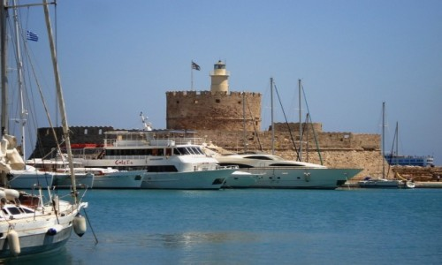 Zdjęcie GRECJA / Dodekanez / Rodos / Greckie wspomnienia - Rodos