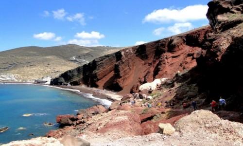 Zdjecie GRECJA / Santorini / Akrotiri / Greckie wspomnienia - Santorini