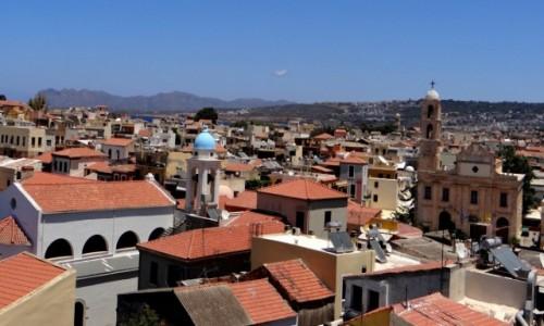 Zdjęcie GRECJA / Kreta / Chania / Greckie wspomnienia - Kreta