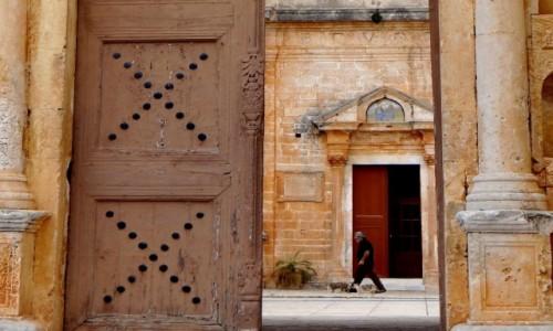 Zdjęcie GRECJA / Kreta / Półwysep Akrotiri / Greckie wspomnienia - Kreta
