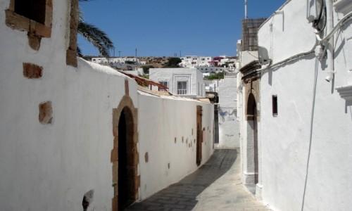 Zdjęcie GRECJA / Dodekanez, Rodos / Lindos / Greckie wspomnienia - Rodos.