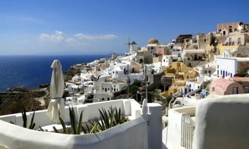 Zdjęcie GRECJA / Santorini / Oia / Greckie wspomnienia - Santorini