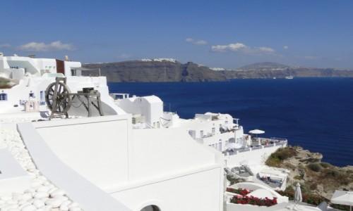Zdjecie GRECJA / Santorini / Oia / Greckie wspomnienia - Santorini