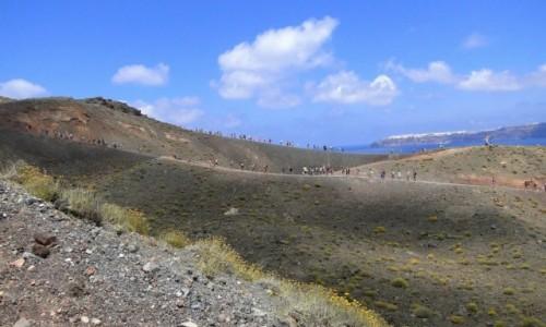 Zdjecie GRECJA / Cyklady / Thirasia / Greckie wspomnienia - Santorini