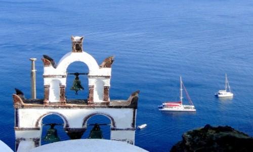 Zdjecie GRECJA / Cyklady, Santorini / Oia / Greckie wspomnienia - Santorini