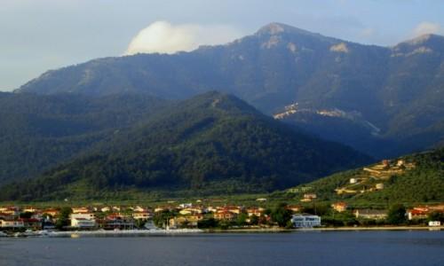 Zdjęcie GRECJA / Thassos / okolice Limenas / Góry wyspy Thassos