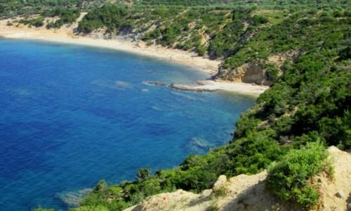 Zdjecie GRECJA / Thassos / zachodnie wybrzeże / Kameralna Thassos