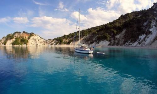 GRECJA / Morze Jońskie / Marina Gouvia / Corfu