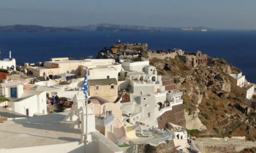 Zdjęcie GRECJA / Cyklady, Santorini / Oia / Greckie wspomnienia - Santorini