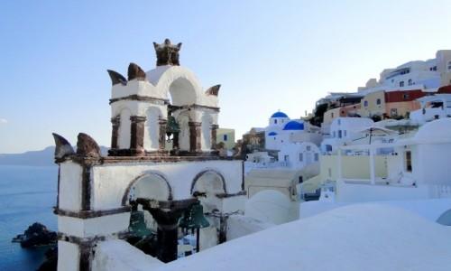 Zdjecie GRECJA / Cyklady, Santorini / Oia / Greckie wspomnienie - Santorini