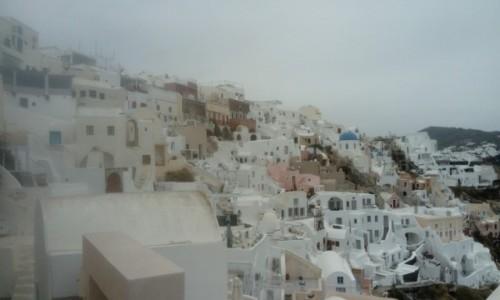 GRECJA / Santorini-Thira / Thira / Sntorini zimą warto
