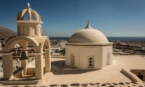 Zdjęcie GRECJA / Cyklady / Santorini / .