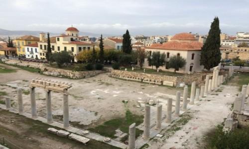 Zdjecie GRECJA / Ateny / Ateny / Ateny