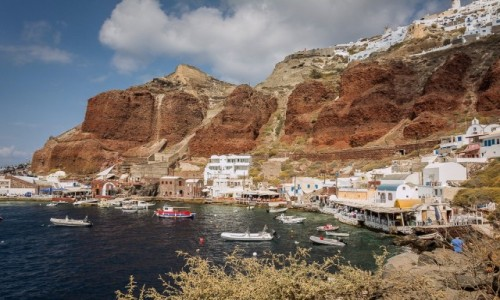 Zdjecie GRECJA / Cyklady / Santorini / Oia