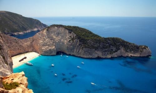 Zdjecie GRECJA / Zakynthos / Navagio Beach / Navagio Beach...Zakynthos