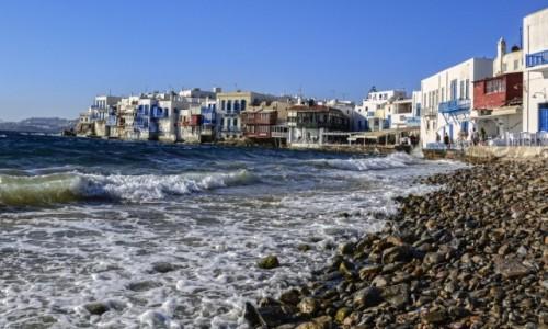 Zdjecie GRECJA / Cyklady / Mykonos / Mykonos