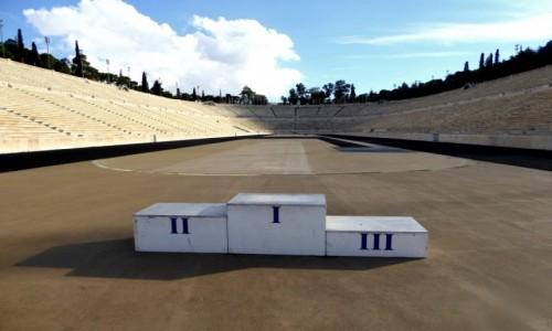 Zdjecie GRECJA / Attyka / Ateny / Stadion Panateński