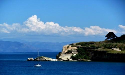 Zdjecie GRECJA / Korfu / Korfu / Taki widoczek