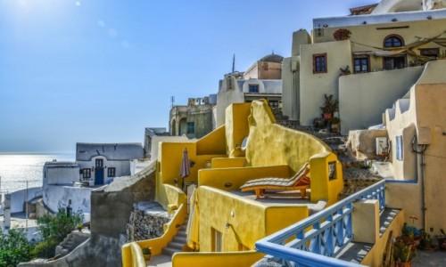 Zdjecie GRECJA / - / Oia / Santorini