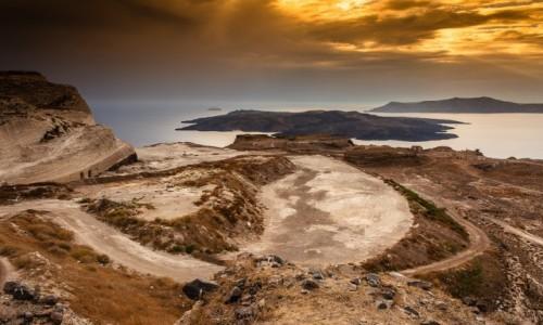 Zdjecie GRECJA / Cyklady / Santorini / ,