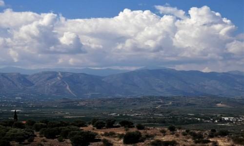 Zdjęcie GRECJA / Peloponez / Peloponez / Krajobrazy Grecji