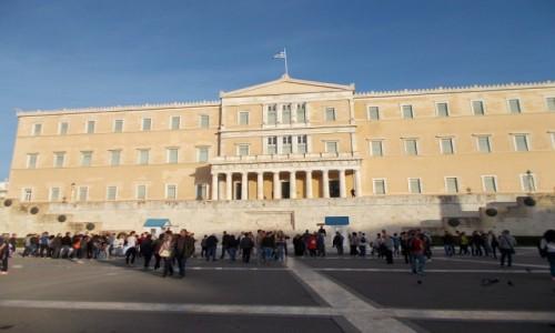 GRECJA / Grecja / Ateny / Ateny - Plac Syntagma