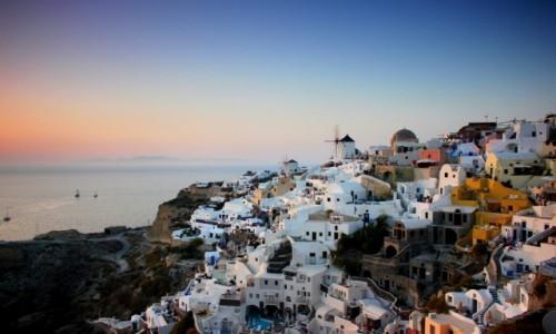 Zdjecie GRECJA / Cyklady / Oia / Santorini