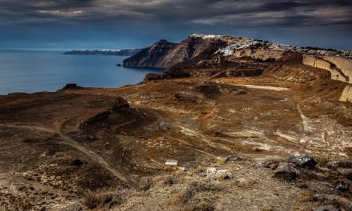Zdjecie GRECJA / Cyklady / Santorini / .