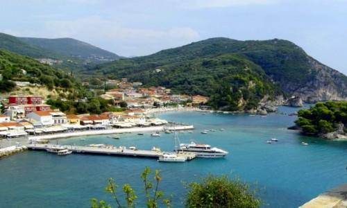 Zdjęcie GRECJA / Epir / Parga / Rzut okiem na Pargę