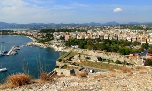 Zdjęcie GRECJA / Wyspy Jońskie / Korfu. / Z wypadu na Korfu.