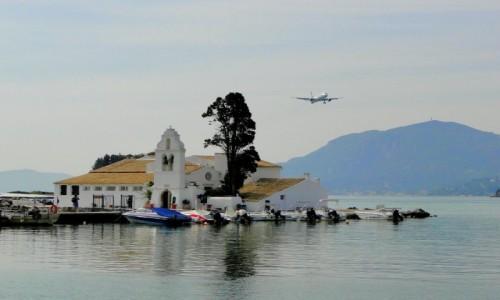 Zdjecie GRECJA / Wyspy Jońskie / Korfu. / Z wypadu na Korfu.