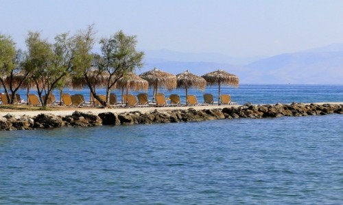 Zdjecie GRECJA / Wyspy Jońskie / Korfu / W wakacyjnym klimacie :)