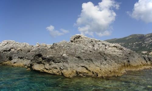 Zdjecie GRECJA / Wyspy Jońskie / okolice Paleokastritsy / barwy Korfu