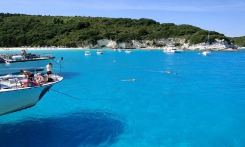 Zdjęcie GRECJA / Wyspy Jońskie / Antipaxos / Klimaty Wysp Jońskich.