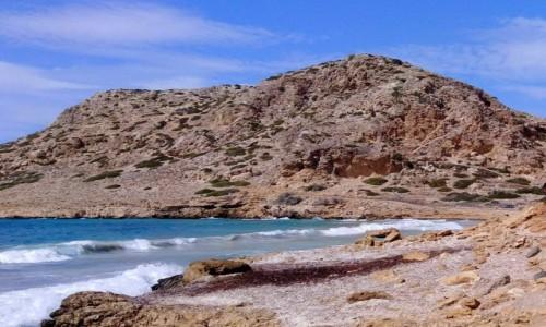 Zdjecie GRECJA / Karpathos / Arkasa / Może morze, może góry..
