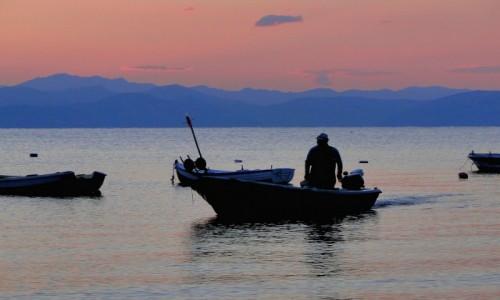 GRECJA / Wyspy Jońskie / Korfu / Z wypadu na Korfu.