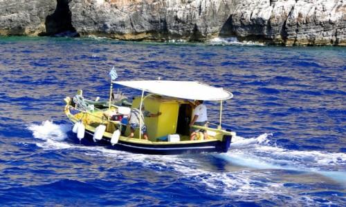 Zdjecie GRECJA / Wyspy Jońskie / Paxos / Klimaty Wysp Jońskich.