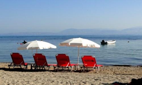 Zdjecie GRECJA / Wyspy Jońskie / Korfu / Ech, lato... lato...