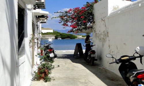 GRECJA / Wyspy Jońskie / Paxos / Klimaty Wysp Jońskich.