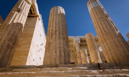 Zdjecie GRECJA / Attyka / Ateny / Akropol