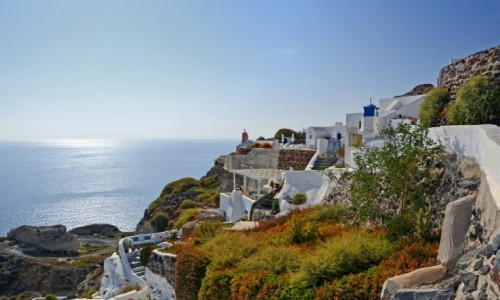 Zdjecie GRECJA / Cyklady / Santorini / Santorini