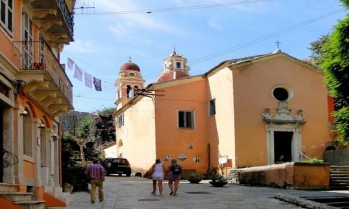 Zdjecie GRECJA / Wyspy Jońskie / Korfu / Korfu - klimaty Starego Miasta