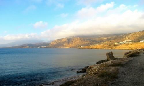 Zdjecie GRECJA / Karpathos / okolice Finiki / Krajobraz Karpathos