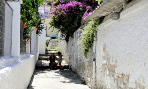 Zdjecie GRECJA / Wyspy Jońskie - Paxos / Gaios / Klimaty Wysp Jońskich.