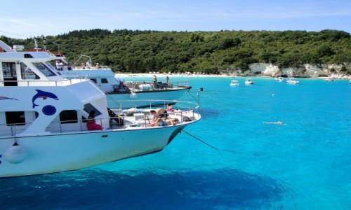 Zdjecie GRECJA / Wyspy Jońskie / Antipaxos / Klimaty Wysp Jońskich.