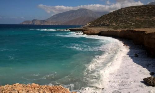 GRECJA / -Kreta  / Kreta / Z biegiem fal...