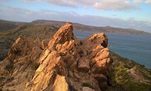 GRECJA / Kreta  / Kreta  / Ze szczytu widać więcej...