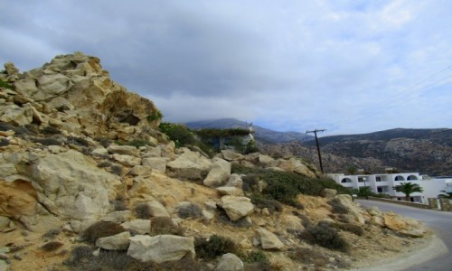 Zdjecie GRECJA / Karpathos / Lefkos / Kamieni kupa
