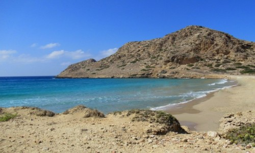 GRECJA / Karpathos / Arkasa / Agios Nikolaos Beach